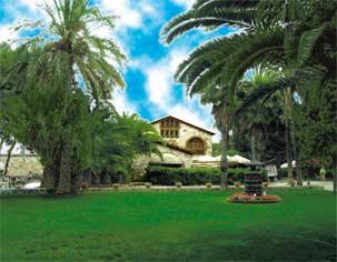 Poollandschaft Park Playa Barà
