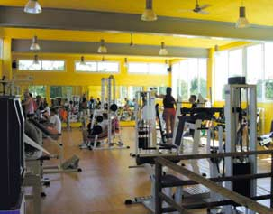 Fitnessraum La Torre del Sol