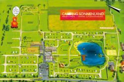 Camping Sonnenland Karte