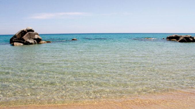 Sardinien fkk FKK Camping